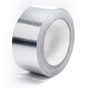 Скотч алюминиевый - 50мм x 25м